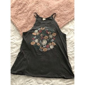O'Neill tank top floral